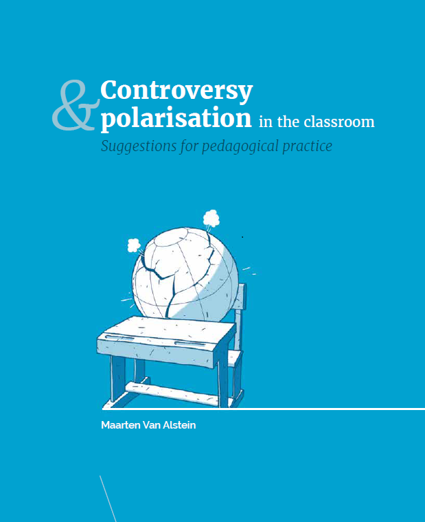 New publication on controversy and polarization in the classroom