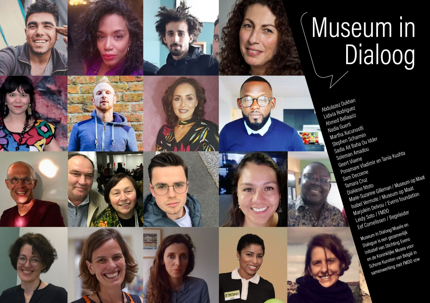 Launching Museum in Dialogue